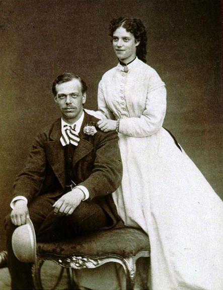 фото супруги эдуарда 7