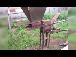 Мини кирпичный завод