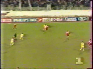 71 CL-1993/1994 Spartak Moskva - Galatasaray 0:0 (08.12.1993) HL
