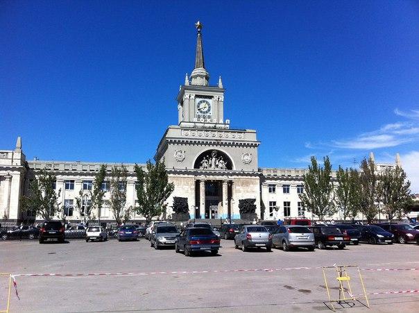 Красивый Волгоград