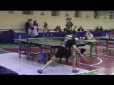 подачи Алексея Сарматова Slowmotion Alexei Sarmatovs serves(1)
