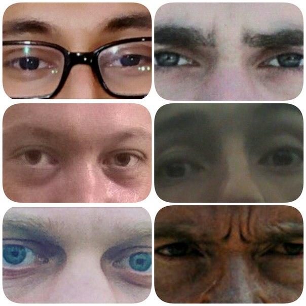 Эти глаза ты узнаешь из миллиона👀