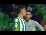 · Кубок Испании 2016-17 / Copa del Rey / 1/16 финала / Первый матч / Бетис – Депортиво /2-й тайм