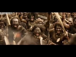 Эпичная БИТВА из индийского фильма Бахубали-2015 /  Bahubali best fight scene ever