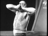 Nicholas Strong Man - Cards (1939)