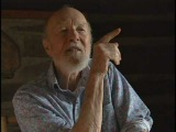Pete Seeger talks about Woody Guthrie (2006)
