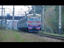 ЭР9Е-629 рейсом № 6308 Чернигов - Нежин.