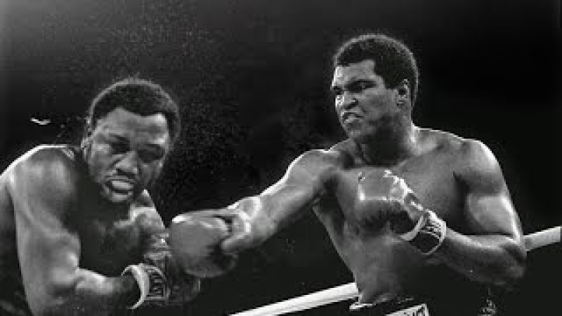 Бокс.Мохаммед Али-Джо Фрейзер 3 (Вл.Гендлин ст)Muhammad Ali-Joe Frazier 3 Триллер в Маниле