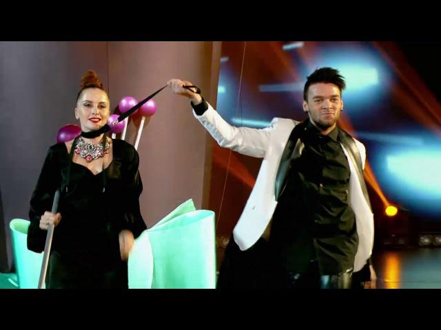 Танцы Виталий Савченко и Екатерина Решетникова (Guru Groove Foundation – Golden Love) (выпуск 18)