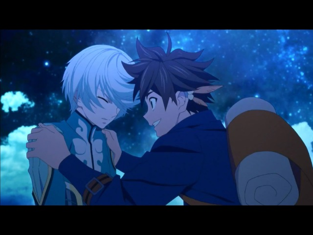 Sorey Mikleo Don't Say Goodbye