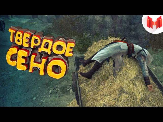 Assassin's Creed Баги, Приколы, Фейлы . mr marmok