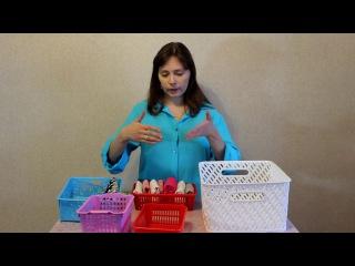 Как складывать вещи по КонМари | Вертикальное хранение | Как сложить вещи на полке (Мария Трагарюк)