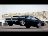 Dodge Charger vs Chevrolet Camaro vs Ford Mustang - Old vs New Car - Revving &amp Exhaust Sound