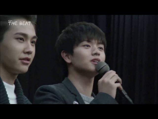 규현 밀리언조각 부르는 아이돌들 idols singing A Million pieces(kyuhyun)