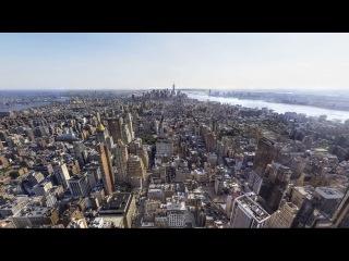 Как снимали самую большую в мире панораму - 45 Gigapixel с самого высокого здания в Нью Йорке