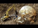 SMITHSONIAN COVERUP 1000's of Reports of Giant Skeletons Found