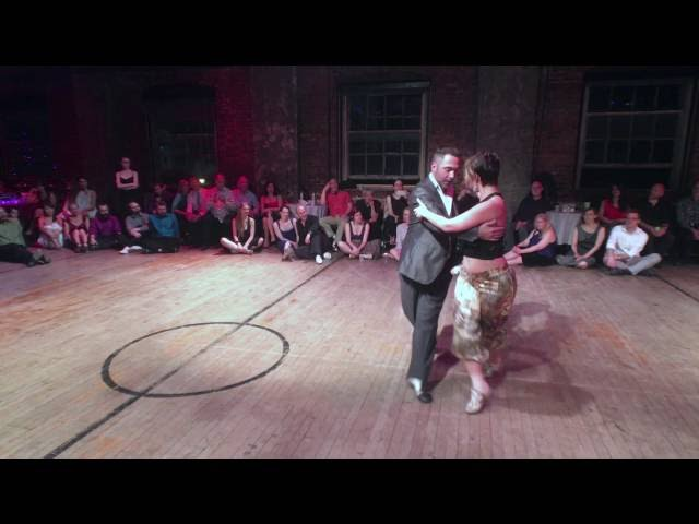 Alejandro Larenas Marisol Morales - Philadelphia International Tango Festival 2016 - 3 of 3