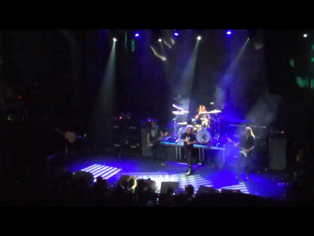 Candlemass - If I Ever Die/Hammer of Doom, Live in Athens Oct.08.2011
