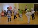 Веселый танец поварят, утренник 8 МАРТА в детском саду, младшая группа