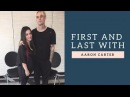 First and Last with Aaron Carter - YouTube
