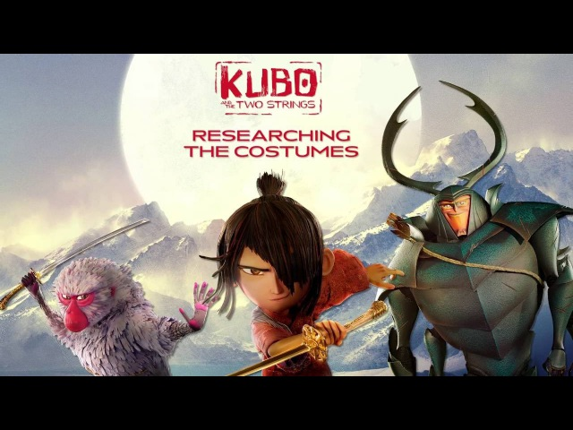 LAIKA Kubo and the Two Strings Researching the Costumes