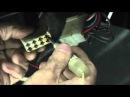 Пропадает всё электропитание автомобиля глохнет не заводится ничего не работ