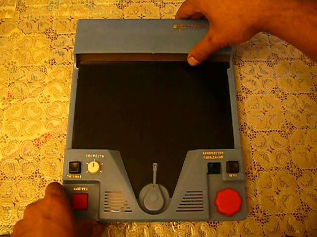 Игра электронная