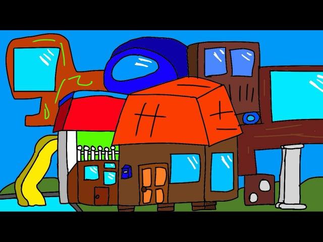 FANKY CROU 1 СЕРИЯ 1 СЕЗОН Пародия Gravity Falls Гравити Фолз 3 сезон