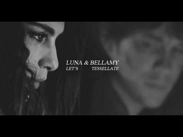Luna Bellamy | Let's Tessellate