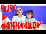 Кремовый зефир МАРШМЕЛЛОУ MARSHMALLOW FLUFF strawberry