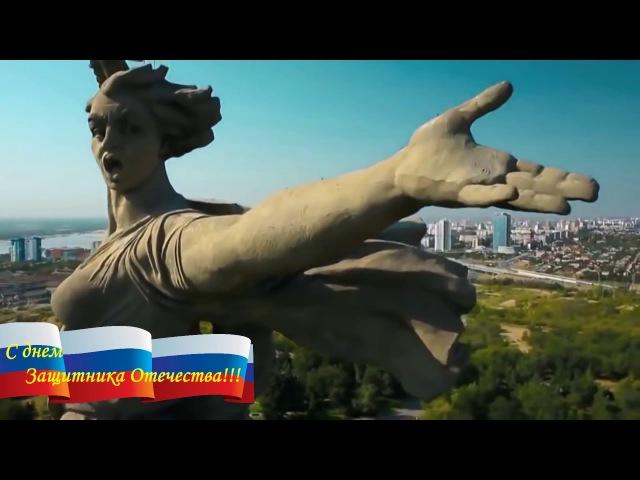 С 23 февраля: Денис Майданов - Я поднимаю свой флаг моего государства