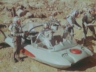 Дж. Лукас почерпнул вдохновение к Звездным войнам из фильмов П. Клушанцева Планета бурь...