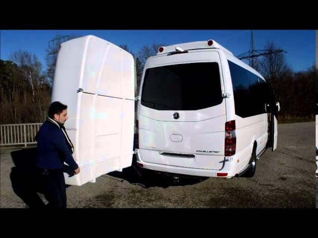Mercedes-Benz Sprinter 519 Luxus VIP Reisebus Full 1911 Kaplan,Bayrak GbR