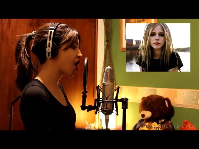 Девушка копирует голоса 15-ти знаменитостей