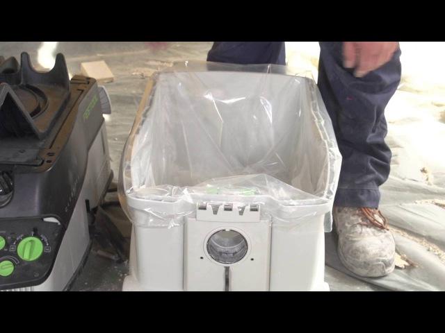 01   Festool FAQ - PLANEX   Проверка пылеудаляющего аппарата