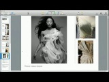 Моделирование юбки-карандаш методом наколки