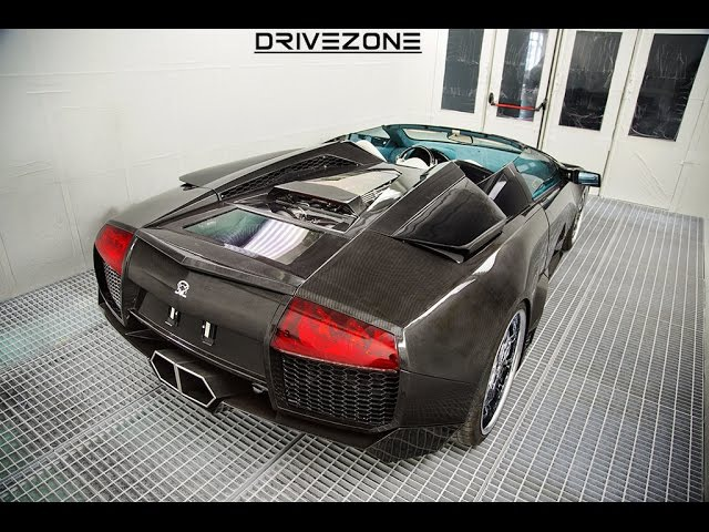 Lamborghini Murciélago V12 Bi Kompressor 950hp Full Carbon