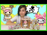 Tokidoki Surprise Blind Box Unboxing Mania - Donutella, Unicornos and Frenzies Opening