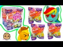 Full Box of 24 My Little Pony MyMojis Surprise Blind Bags MLP Ball Heads Toy Unboxing Video