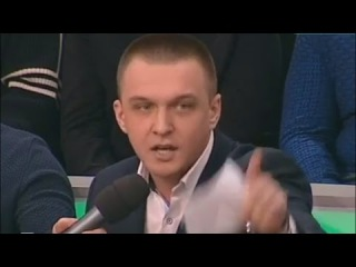 НАДО ВИДЕТЬ УКРАИНЦА ЖЕСТКО ПОСТАВИЛИ НА МЕСТО MUST SEE HARD Ukrainians to put in place