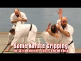 Practical Kata Bunkai: Some Karate Gripping