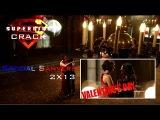 SUPERGIRL CRACK  SPECIAL SANVERS VALENTINE'S DAY +Bonus Supercorp
