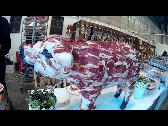 Feria del Jamón de Aracena Feria Regional del Jamón y del Cerdo Ibérico de 2016 HD