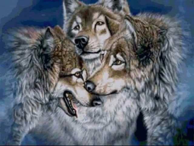 А. Брянцев - Волчья Стая