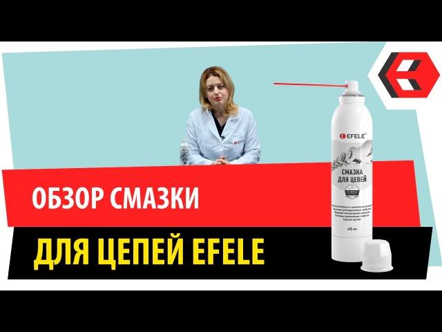 Смазка для цепей EFELE