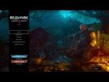 The Witcher 3 В поле спят мотыльки (новое главное меню)