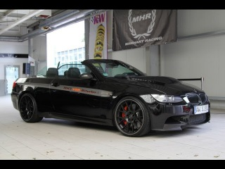700Hp BMW MH3 V8R BiTurbo Ride - 250kmh, Acceleration, Manhart Racing