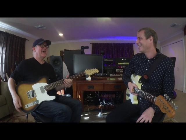 Greg Suran   Guitarist for Joe Walsh - Don Felder - B 52s   Guitar Lesson   Tim Pierce