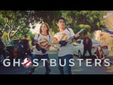 Sam Tsui, Alyson Stoner, &amp KHS - Ghostbusters (Ray Parker Jr cover)