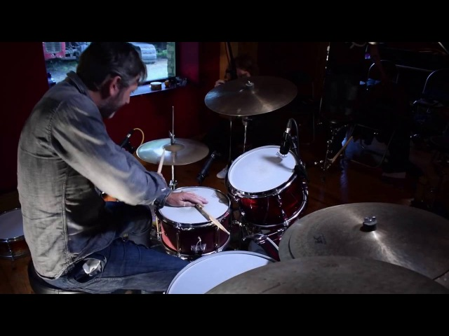 Ash Soan improv at 21 Drums Camp 2016